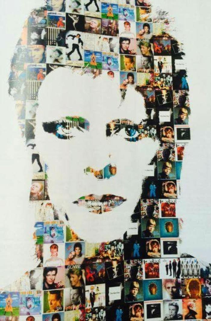 Wandgestaltung-Jugendzimmer-mit-dem-Gesicht-von-David-Bowie