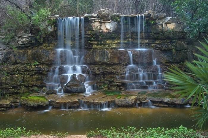 Wasserfall-Bilder-in-aller-Symmetrie