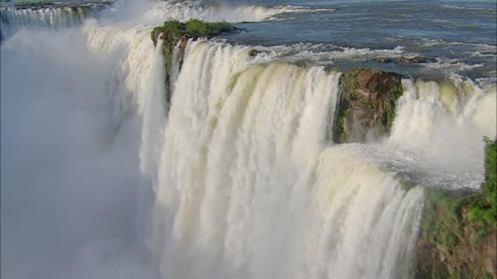 Wasserfall-Bilder-sieht-wie-grün-aus