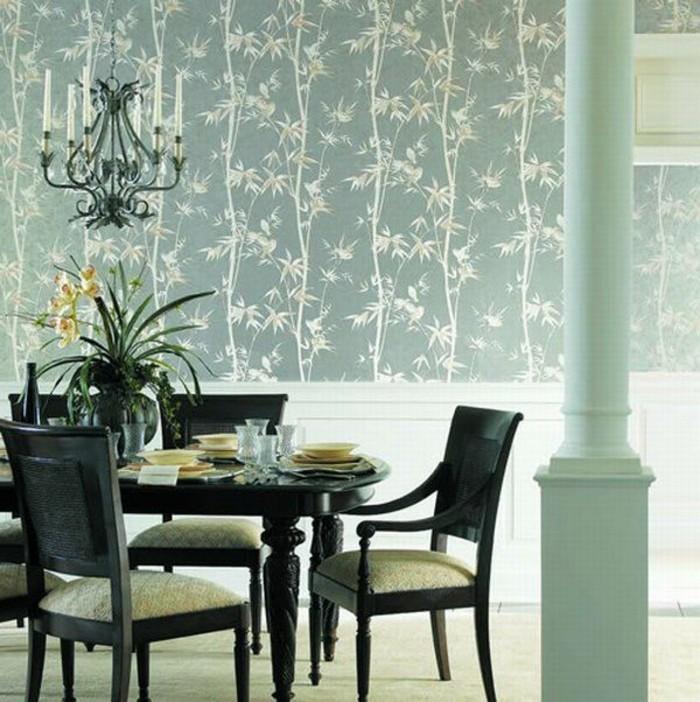 beautiful wandtapeten images interior design ideas. Black Bedroom Furniture Sets. Home Design Ideas