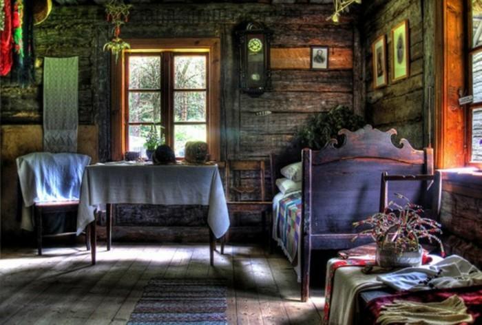 originelle ideen f r retro deko in 40 fotos. Black Bedroom Furniture Sets. Home Design Ideas