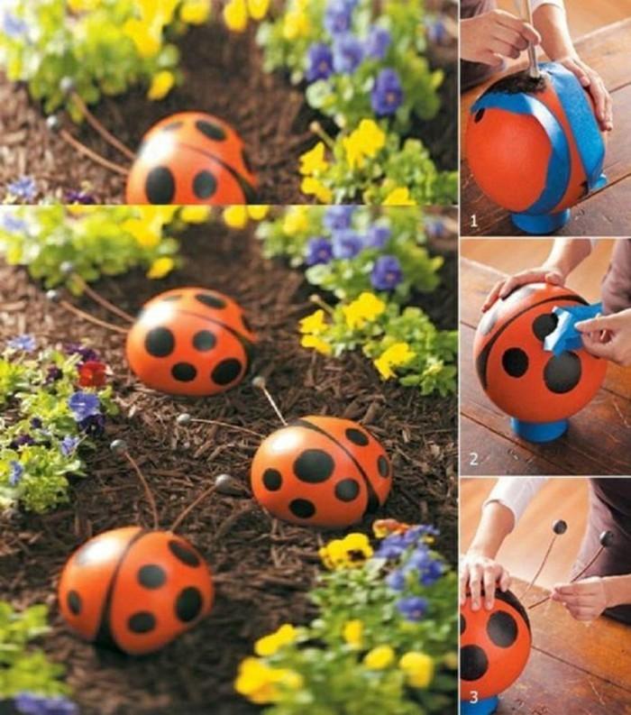 garten deko zum basteln - 40 schöne bilder - archzine, Garten und bauen
