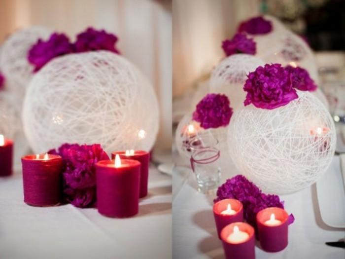 54 Dekos F R Eine Romantische Diy Hochzeit