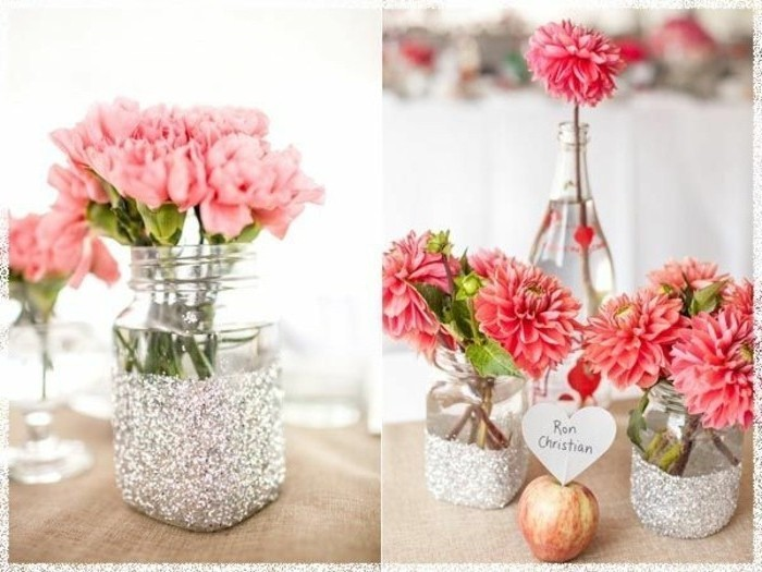 54 Dekos für eine romantische DIY Hochzeit! - Archzine.net