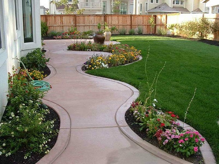 Charmant Schöne Gärten Gestalten Kreatives Modell Grüne Flächen