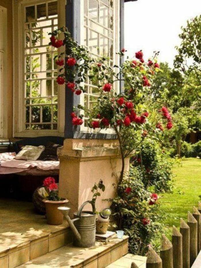 Sch ner garten und toller balkon gestalten ideen und tipps - Balkon veranda ...