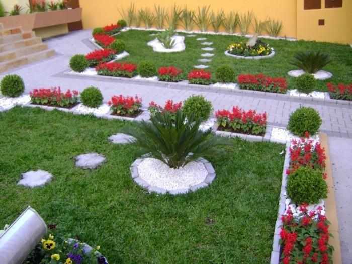 Wie wirkt ein sch ner garten hier sind 50 beispiele - Garten ohne gras ...