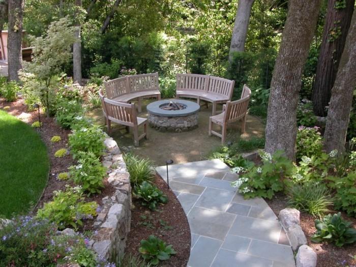 Wie Wirkt Ein Schöner Garten? Hier Sind 50 Beispiele