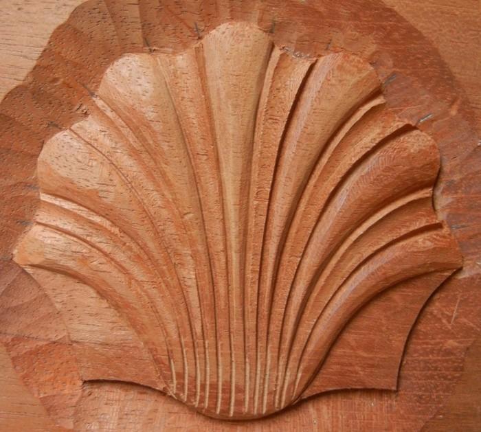 simple-Schnitzereien-wie-ein-Muschel