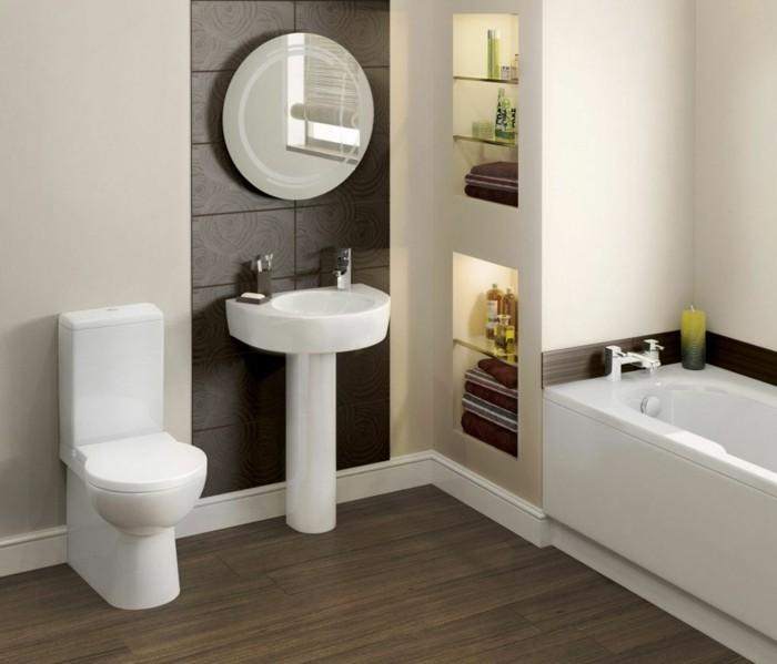 moderne kleine badezimmer | huboonline, Hause ideen