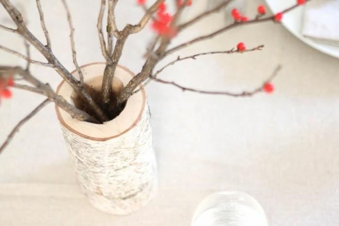 weißes-romantisches-foto-deko-mit-baumstamm-kreative-gestaltung