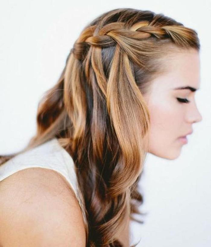 Frisuren lange haare zopfe anleitung