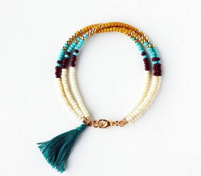Armbänder-mit-Perlen-selber-machen-seien-Sie-kreativ