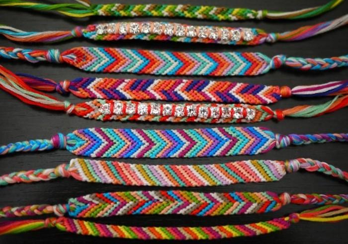 Armbänder-selber-knüpfen-sehr-stilistisch