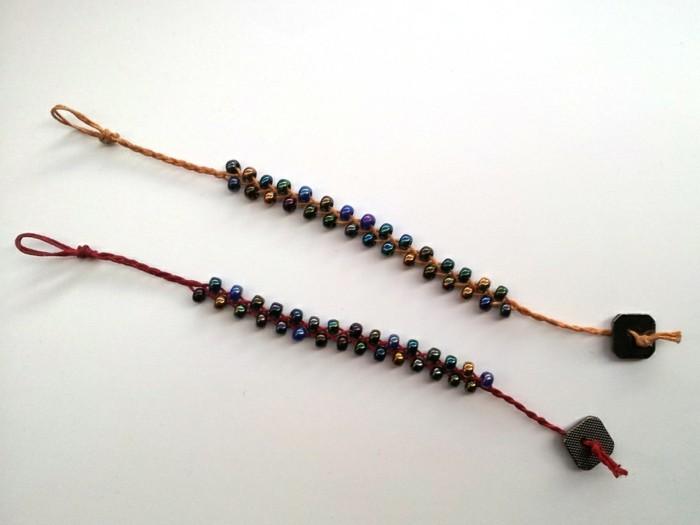 Armbänder-selbst-machen-aus-Perlen