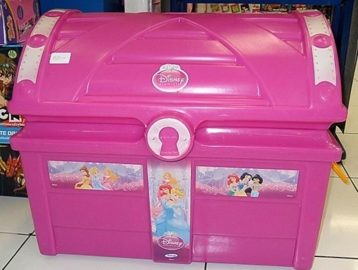 Aufbewahrungsboxen-für-Spielzeug-Mit-Disney-Prinzessinnen