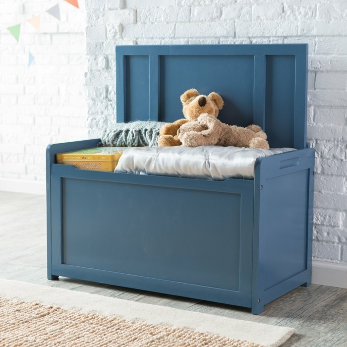 Aufbewahrungsboxen-für-Spielzeug-in-blauer-Farbe
