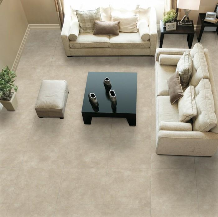 Bodenbelage Wohnzimmer Dekoration - homeautodesign.com -