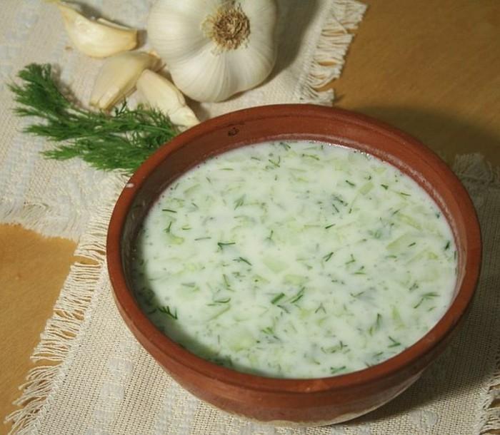 Bulgaria-Joghurt-das-heißt-Tarator