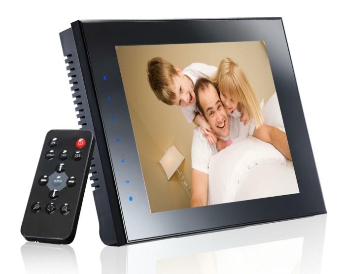 Elektrischer-Bilderrahmen-für-ein-Vater-mit-zwei-Kinder
