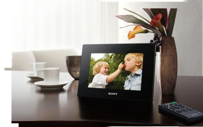 elektronischer bilderrahmen kaufen bilderrahmen ideen. Black Bedroom Furniture Sets. Home Design Ideas
