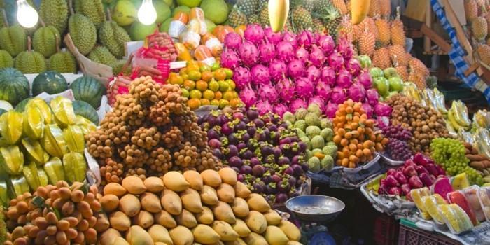 Exotische Früchte – eine Reise beim Essen
