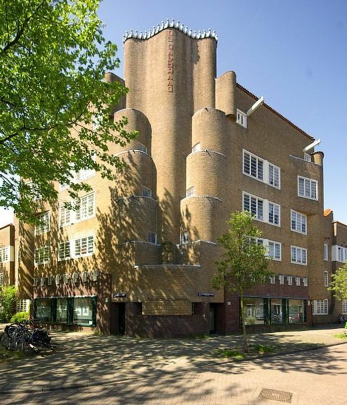 Expressionismus architektur gef hlvolle geb ude - Architektur werk ...