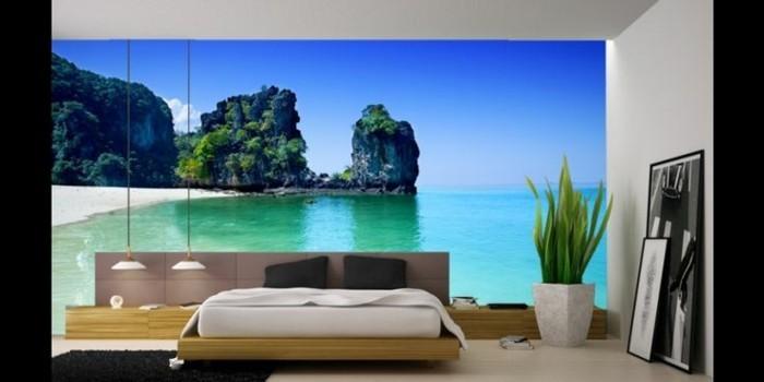 Fototapete-Strand-für-schöne-Träume