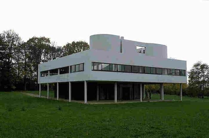 Funktionalismus-Architektur-ein-Villa-errichten