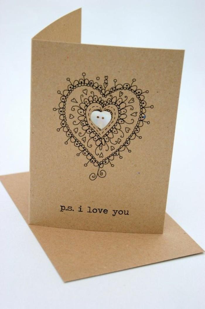 Glückwunschkarten-erstellen-aus-Karton-mit-Aufschrift