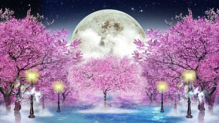 Kirschblütenfest-Japan-ein-fantastisches-Bild
