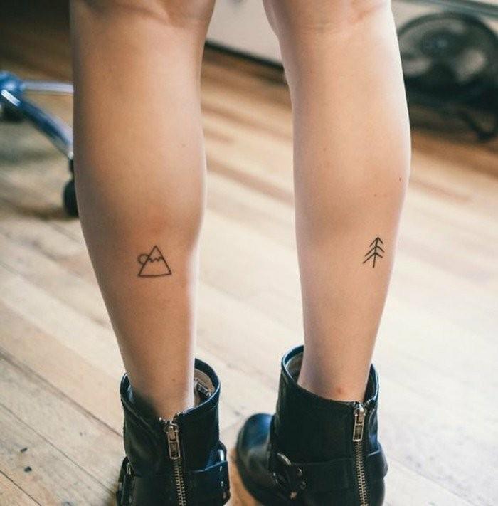 Kleine-Tattoos-mit-Symbolen-aus-Ägypten