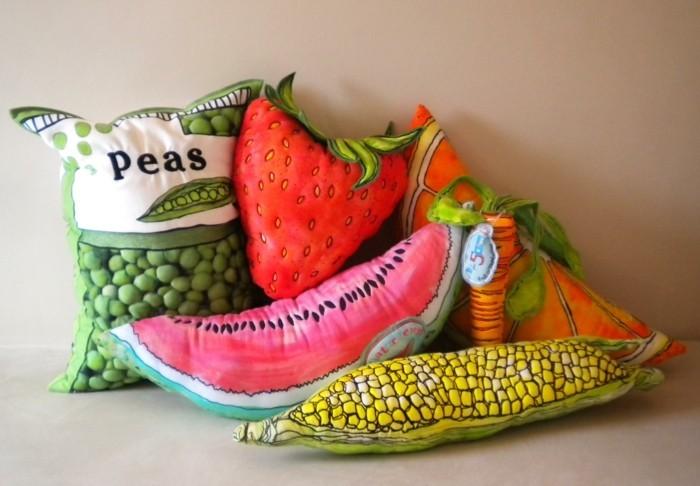 Lustige-Kissen-wie-Obst-und-Gemüse