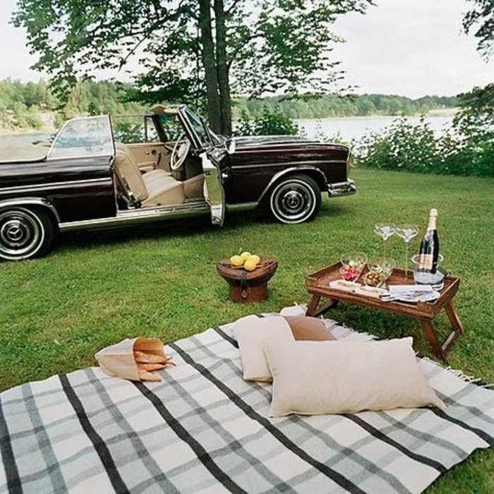 romantisches picknick im wohnzimmer home image ideen. Black Bedroom Furniture Sets. Home Design Ideas