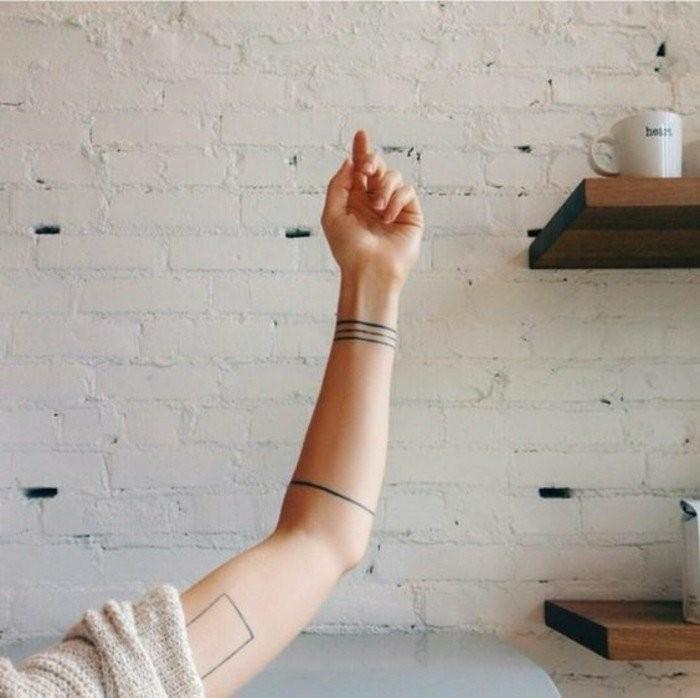 Schöne-Tattoos-aus-Linien