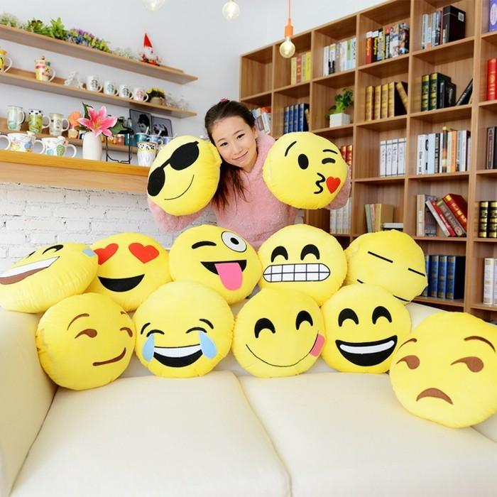 Smiley-Kissen-sind-so-cool