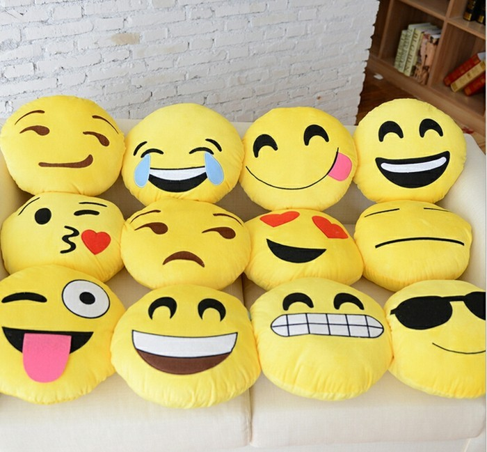 Smiley-Kissen-wie-im-Skype