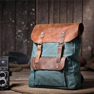 Vintage Rucksack - ein handliches Accessoire