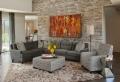 Fliesen im Wohnzimmer – elegante Bodenbeläge