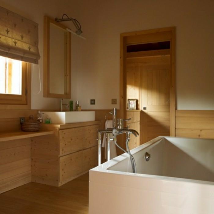 Waschtisch-Unterschrank-holz-badezimmer-rustikal