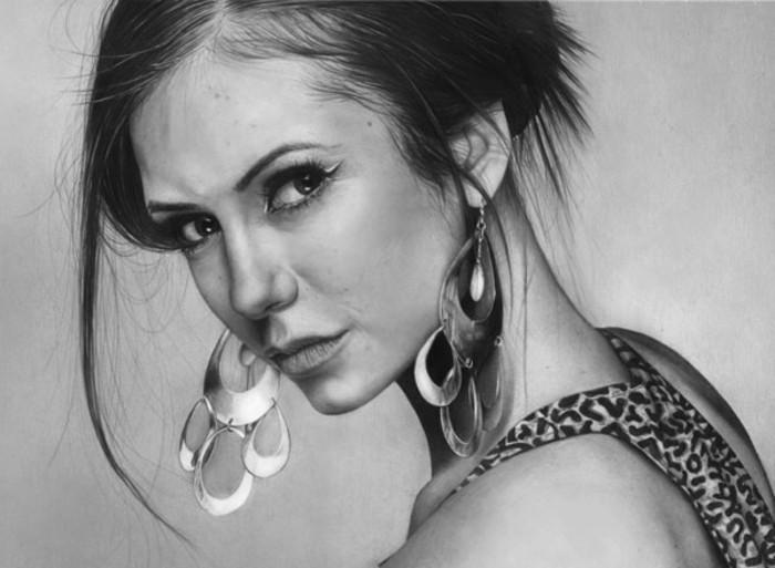 Zeichnen-lernen-mit-Bleistift-Nina-Dobrev