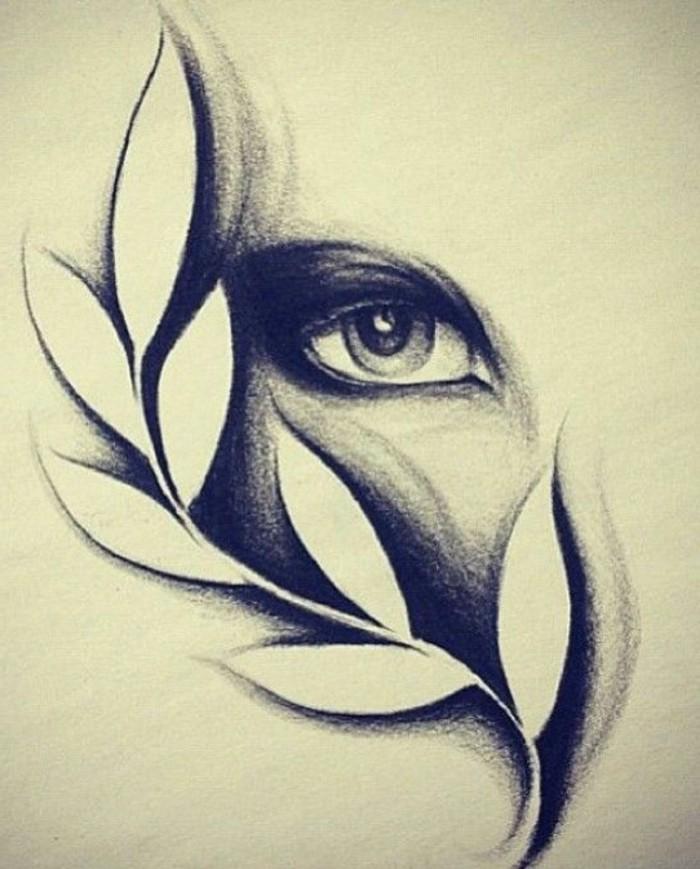 Zeichnen Lernen Mit Bleistift Selbst Kunst Schaffen