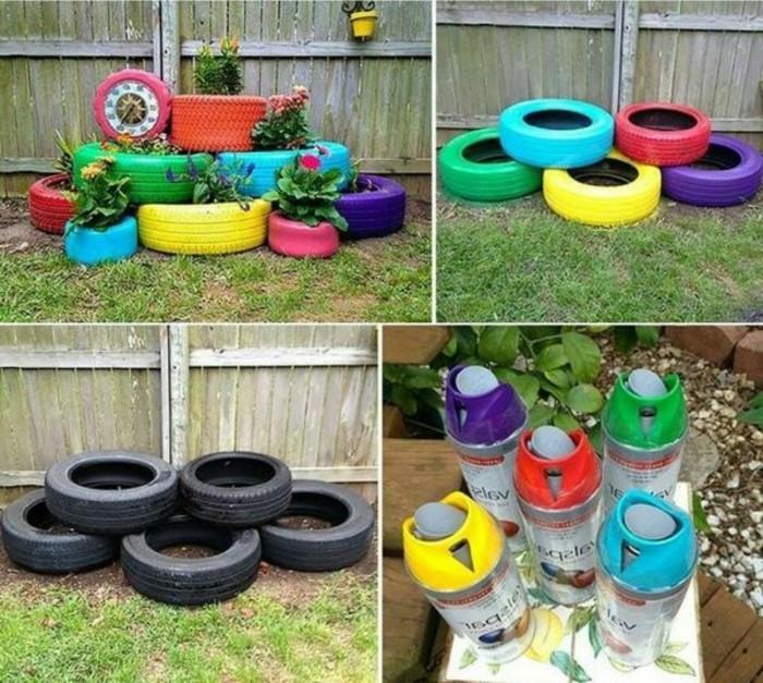 altreifen-recycling-super-coole-autoreifen-bunte-farben-diy-projekt
