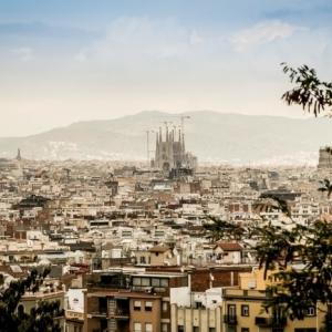 Reise nach Barcelona