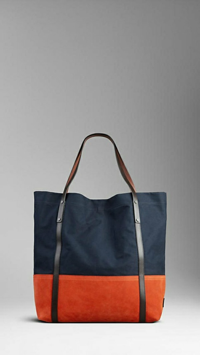 canvas-tasche-groß-zwei-farben
