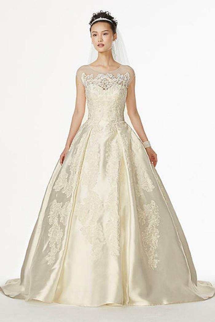 100 einzigartige Modelle Champagne Brautkleider! - Archzine.net