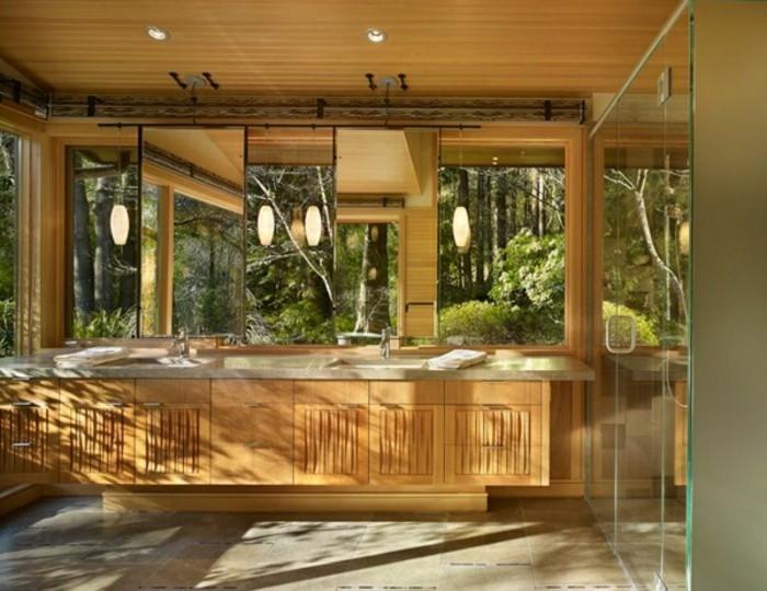 design-badezimmer-marmor-platte-holzunterschrank