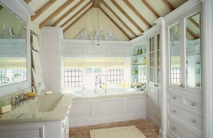 Landhaus Bad ausgefallene designideen für ein landhaus badezimmer archzine