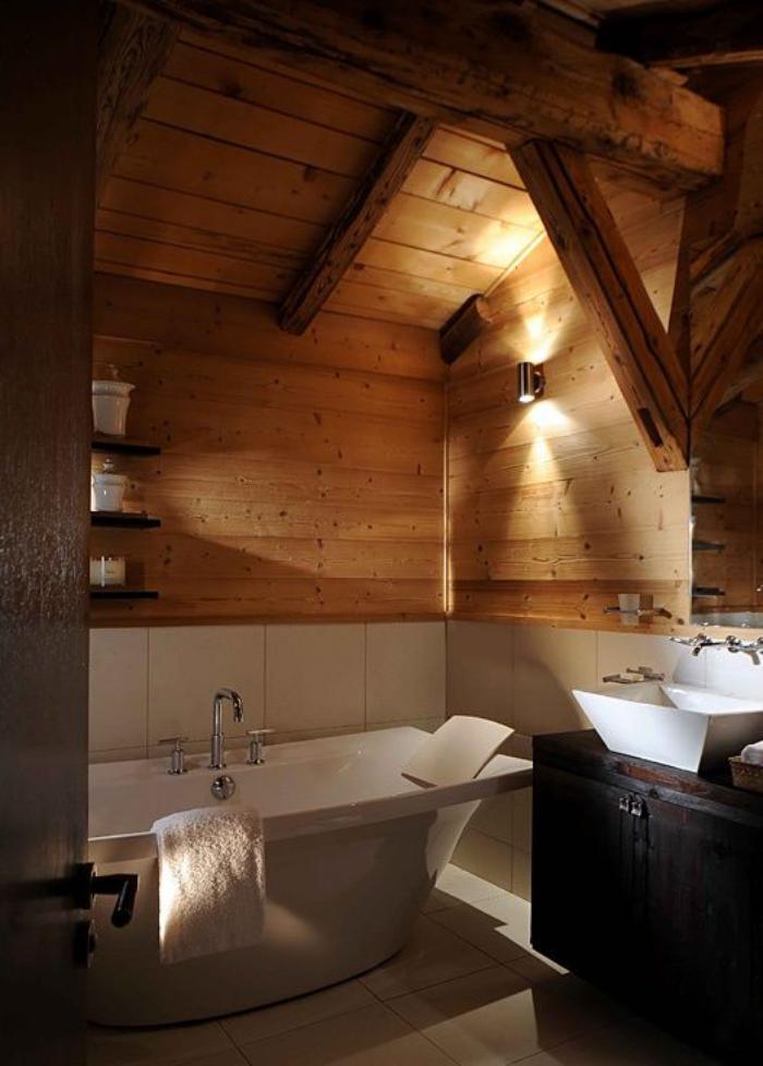design dachgeschoss badezimmer