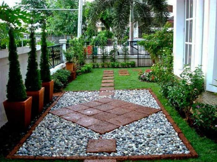 Gartendeko selber machen 50 lustige ideen for Gartendeko ideen